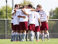 September 20, 2014: The Harding University Bison play against the Oklahoma Christian University Eagles on the campus of Oklahoma Christian University.