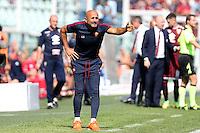 25.09.2016 - Torino - Serie A 2016/17 - 6a giornata  -  Torino-Roma  nella  foto: Luciano Spalletti  allenatore della  Roma