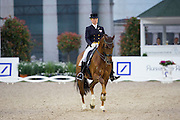 Pia Fortmuller - Orion 195<br /> World Equestrian Festival, CHIO Aachen 2013<br /> © DigiShots
