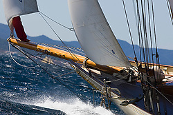 © Sander van der Borch. St. Tropez, 2 October 2008. Voiles de Stropez.