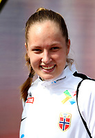International Women's Friendly Matchs 2019 / <br /> Womens's Algarve Cup Tournament 2019 - <br /> China v Norway 1-3 ( Municipal Stadium - Albufeira,Portugal ) - <br /> Aurora Mikalsen of Norway