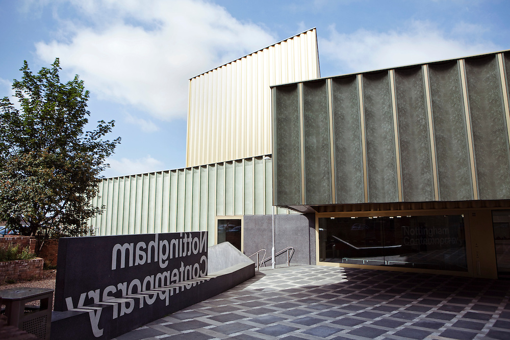 Nottingham Contemporary Museum, Nottingham