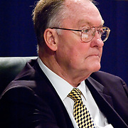 "James Thompson. Panel: ""Outline of the 9/11 Plot."" The 9/11 Commission's 12th public hearing on ""The 9/11 Plot"" and ""National Crisis Management"" was held June 16-17, 2004, in Washington, DC."