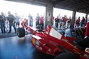 December 3-4, 2016: Ferrari Finali Mondiali, Michael Schumacher's 1997 F1 car