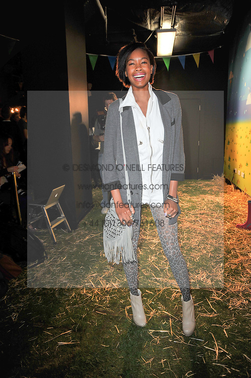 83bc38c455523 TOLULA ADEYEMI at a party to celebrate the global launch of the Iconic  Brazilian lifestyle brand.