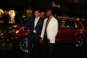 AMIR BOUSSEAU AND FRANK OBI, De Grisogono & Londino Car Rally  party. <br />