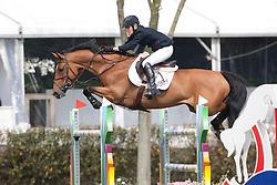 Fletcher Tina (GBR) - Ursula XII<br /> Van Lanschot FEI Nations Cup of Belgium<br /> CSIO Lummen 2012<br /> © Dirk Caremans