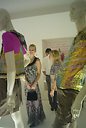 LADY GABRIELLA WINDSOR, 10 Years in Fashion, private view. Design Museum. shad thames. London. 16 October 2007. -DO NOT ARCHIVE-© Copyright Photograph by Dafydd Jones. 248 Clapham Rd. London SW9 0PZ. Tel 0207 820 0771. www.dafjones.com.