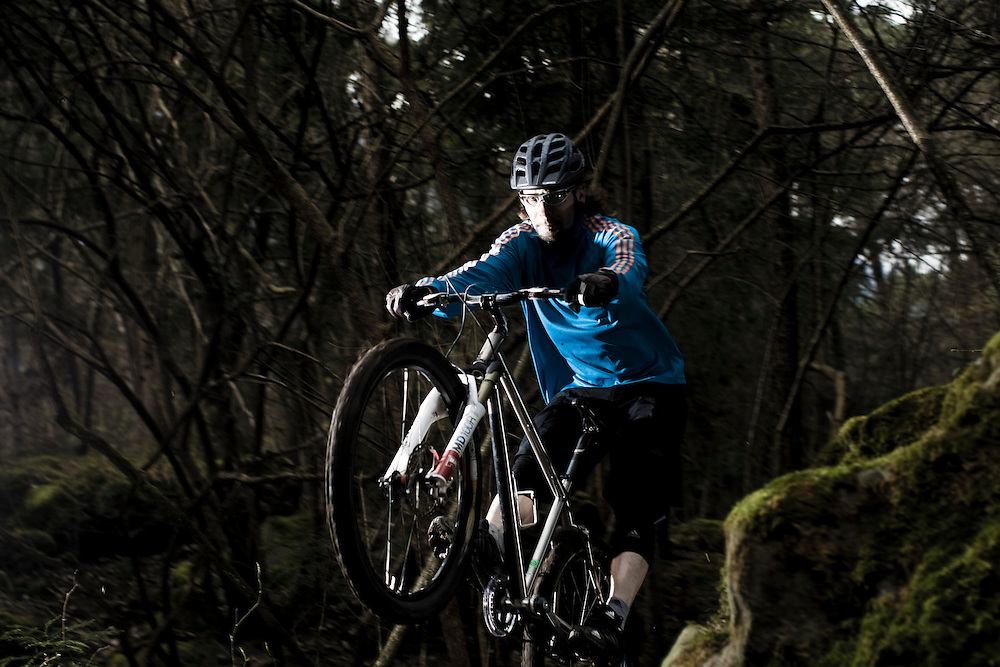 Rider Amael Donnet Bois Noir (Switzerland)