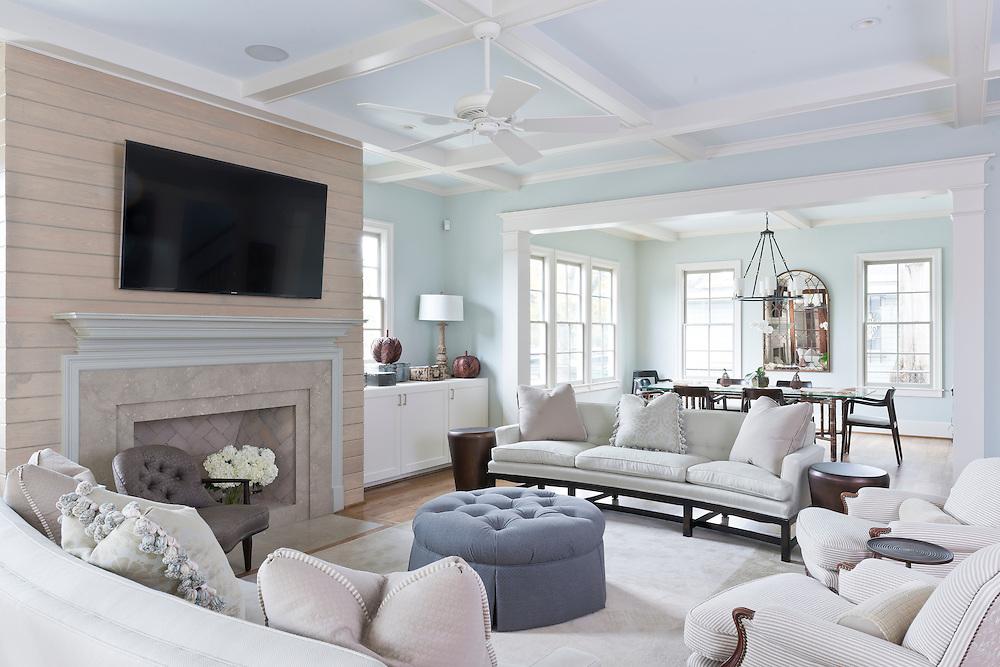 Residential family room