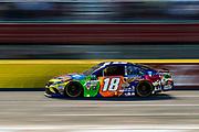 May 20, 2017: NASCAR Monster Energy All Star Race. 18 Kyle Busch, M&M's Caramel Toyota