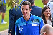 Giacomo Devecchi<br /> Presentazione Banco di Sardegna Dinamo Sassari alle Autorità e Sponsor<br /> Alghero, Tenute Sella e Mosca, 05/09/2018<br /> Foto L.Canu / Ciamillo-Castoria