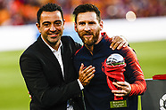 Barcelona v Real Sociedad - 20 May 2018