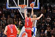 DESCRIZIONE : Campionato 2015/16 Serie A Beko Dinamo Banco di Sardegna Sassari - Grissin Bon Reggio Emilia<br /> GIOCATORE : David Logan<br /> CATEGORIA : Tiro Penetrazione Sottomano Controcampo<br /> SQUADRA : Dinamo Banco di Sardegna Sassari<br /> EVENTO : LegaBasket Serie A Beko 2015/2016<br /> GARA : Dinamo Banco di Sardegna Sassari - Grissin Bon Reggio Emilia<br /> DATA : 23/12/2015<br /> SPORT : Pallacanestro <br /> AUTORE : Agenzia Ciamillo-Castoria/C.Atzori