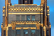 CHICAGO, LOOP ARCHITECTURE Carbide and Carbon Building, Art Deco, 1929