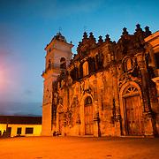 Iglesia de la Merced / Granada, Nicaragua