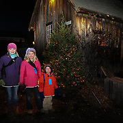 Candle Light Stroll at Strawbery Banke, Portsmouth, NH Dec. 2010