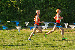 Boston College Invitational Cross Country race at Franklin Park; Syracuse