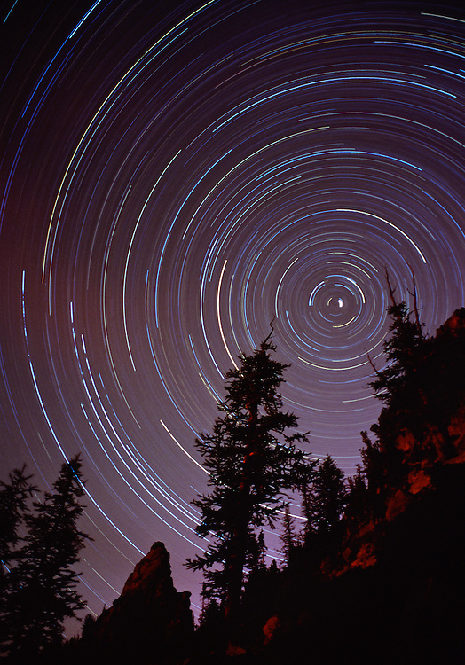 Tinpan Star Trails | Black-Schmidt Photography