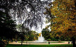 The fountain in the Jardin Royal (Royal Garden) in Toulouse, France<br /> <br /> (c) Andrew Wilson | Edinburgh Elite media
