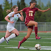 Dimond High School vs. Service High School (05/19/16)