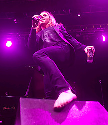 Tim Minchin plays the Golden Voice Arena..Saturday at Rockness 2012..©Michael Schofield..
