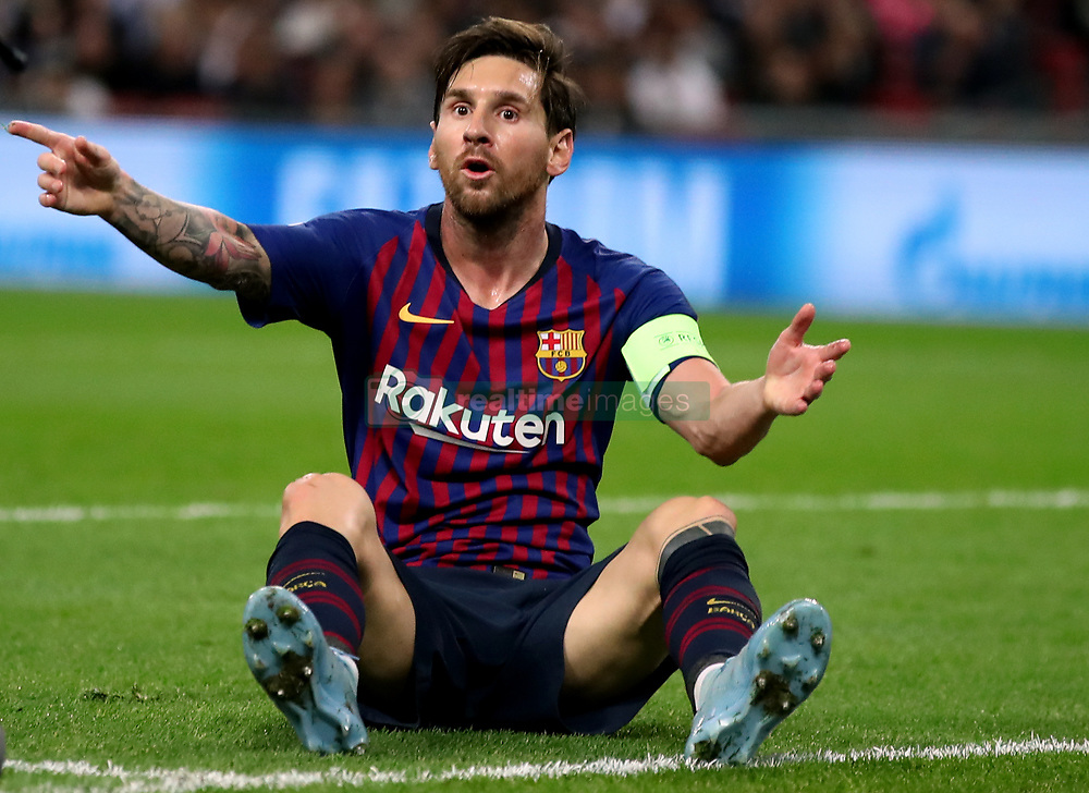 صور مباراة : توتنهام - برشلونة 2-4 ( 03-10-2018 )  38929242