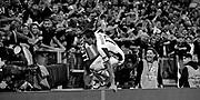 &copy; Filippo Alfero<br /> Juventus-Monaco, Champions League 2016/2017<br /> Torino, 09/05/2017<br /> sport calcio<br /> Nella foto: esultanza Mario Mandzukic Juventus dopo gol, goal celebration