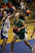 Wetsel Girl's Basketball.vs Greene.1/14/2008..