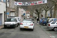 Motor<br /> Foto: Dppi/Digitalsport<br /> NORWAY ONLY<br /> <br /> MOTORSPORT - WRC 2007 - MONTE CARLO RALLY - RECCE - VALENCE (FRA) 15/01 TO 17/01/2007 <br /> <br /> PETTER SOLBERG (NOR) / SUBARU IMPREZA WRC 2006 - AMBIANCE - PORTRAIT