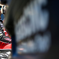 June 23, 2018 - Sonoma, California , USA: Kurt Busch (41) gets ready to qualify for the TOYOTA/SAVE MART 350 at Sonoma Raceway in Sonoma, California .