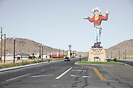 USA, Nevada, West Wendover, I 80, Christian Heeb/ 2016