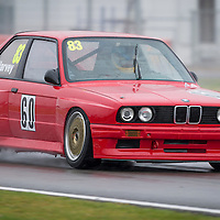 #83, BMW E30 M3 (1988), Dave Ball and Tim Harvey. Super Touring Car Trophy. 24.07.2015. Silverstone, England, U.K.  Silverstone Classic 2015.