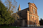 Church in Francolino, Italy.