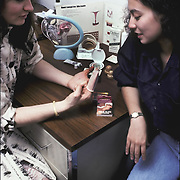 Birth Control Counseling - College campus - NYU - using a prophylactic or condom.