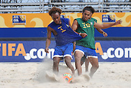 Football-FIFA Beachsoccer World Cup 2006-Group C- Solomon- Training session Rio de Janeiro Brazil-31/10/2006.<br /> Mandatory credit: Photocamera/Marco Antonio Rezende.