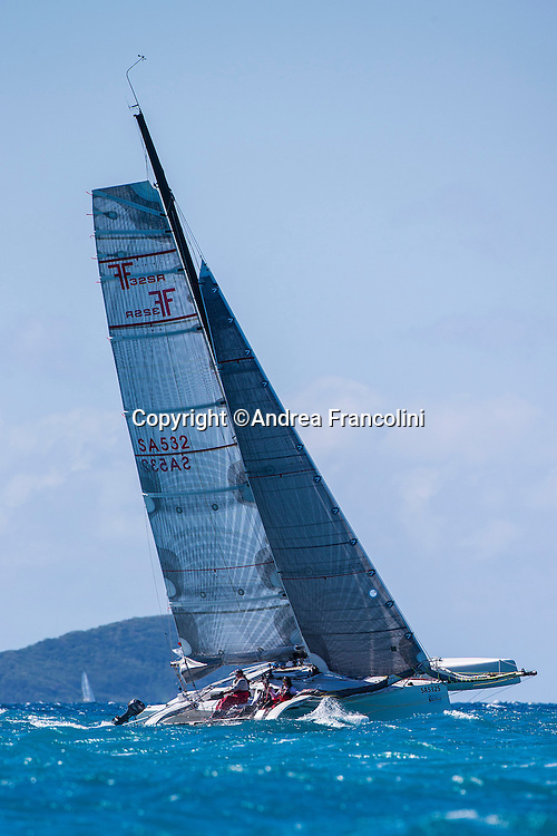 SAILING - Airlie Beach Race Week 2016<br /> 12/8/2016<br /> Airlie Beach, Queensland<br /> ph. Andrea Francolini<br /> CARBON CREDIT