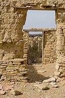 Ruins at Terlingua Ghost Town, Terlingua, Texas