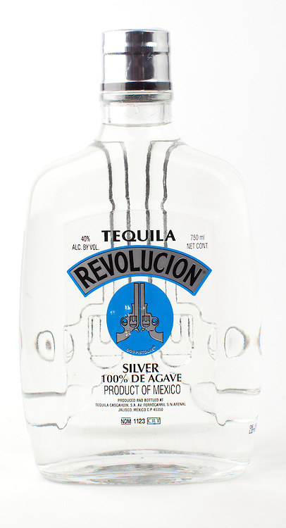 Revolucion Silver -- Image originally appeared in the Tequila Matchmaker: http://tequilamatchmaker.com