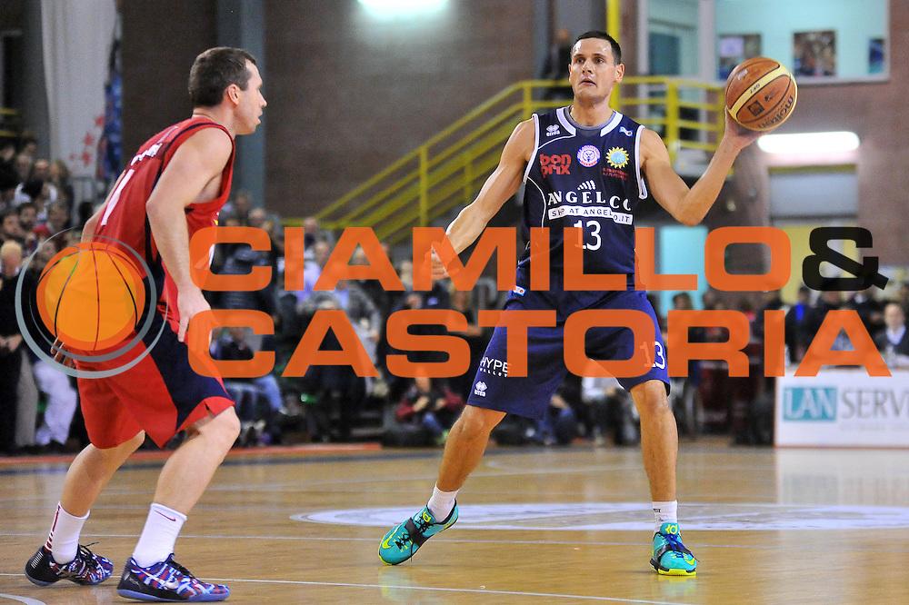 DESCRIZIONE : Casale Monferrato LNP Gold 2014-15 Angelico Biella Novipiu Casale Monferrato<br /> GIOCATORE : Simone Berti<br /> CATEGORIA : passaggio<br /> SQUADRA : Angelico Biella<br /> EVENTO : Campionato LNP Gold 2014-15<br /> GARA : Novipiu Casale Monferrato Angelico Biella<br /> DATA : 07/12/2014<br /> SPORT : Pallacanestro<br /> AUTORE : Agenzia Ciamillo-Castoria/S.Ceretti<br /> Galleria : Casale Monferrato LNP Gold 2014-15 Angelico Biella Novipiu Casale Monferrato<br /> Predefinita :