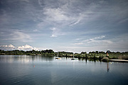 Picture taken of Arc sur Tille lac, on May, 1, 2011, Burgundy. © jeff pachoud