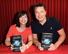 8 MAY 2016 John and Carole Barrowman Book Signing