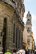 Havana, Cuba, Old Town, the narrow streets