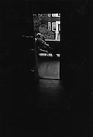 elderly neighbor, Boston