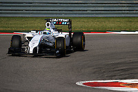 Felipe Massa (BRA) Williams FW36.<br /> United States Grand Prix, Sunday 2nd November 2014. Circuit of the Americas, Austin, Texas, USA.