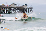 San Clemente Dory Boat Races and Ocean Fest