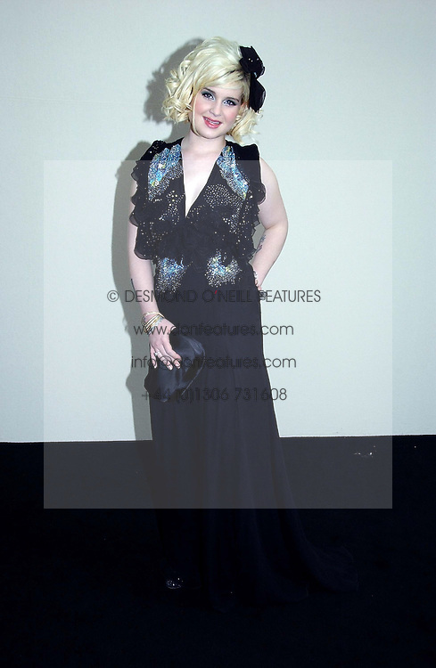 KELLY OSBOURNE at the 2006 Glamour Women of the Year Awards 2006 held in Berkeley Square Gardens, London W1 on 6th June 2006.<br />
