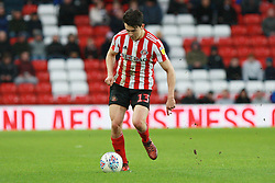 March 2, 2019 - Sunderland, England, United Kingdom - Sunderland's Luke O'Nien during the Sky Bet League 1 match between Sunderland and Plymouth Argyle at the Stadium Of Light, Sunderland on Saturday 2nd March 2019. (Credit Image: © Mi News/NurPhoto via ZUMA Press)
