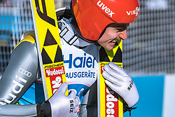 23.02.2019, Bergiselschanze, Innsbruck, AUT, FIS Weltmeisterschaften Ski Nordisch, Seefeld 2019, Skisprung, Herren, im Bild Richard Freitag (GER) // Richard Freitag of Germany during the men's Skijumping HS130 competition of FIS Nordic Ski World Championships 2019 at the Bergiselschanze in Innsbruck, Austria on 2019/02/23. EXPA Pictures © 2019, PhotoCredit: EXPA/ Dominik Angerer