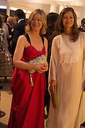 LADY HELEN TAYLOR; ROSE UNIAKE, The Neo Romantic Art Gala in aid of the NSPCC. Masterpiece. Chelsea. London.  30 June 2015